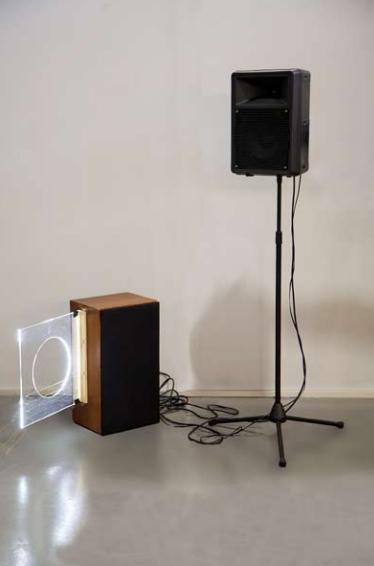 choke back_vv.dd. sound sculpture 2013